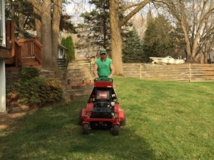 Core Aerating Residential