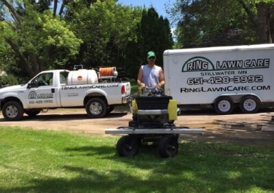 Fertilizer and Weed control Stillwater MN resident