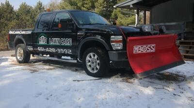 Snow Plowing Service Stillwater MN