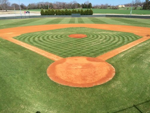 Vikings Baseball Field Jackson Tennessee